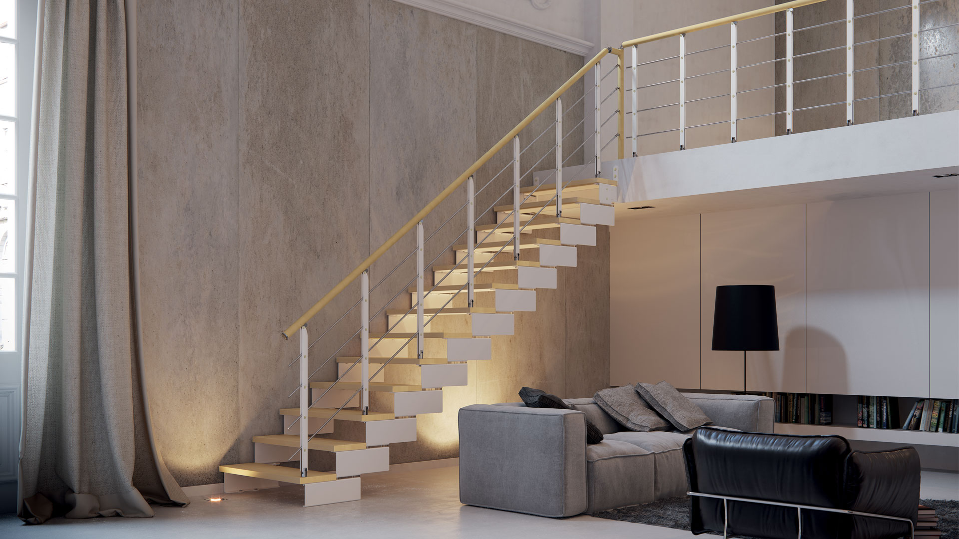 Composity Stair